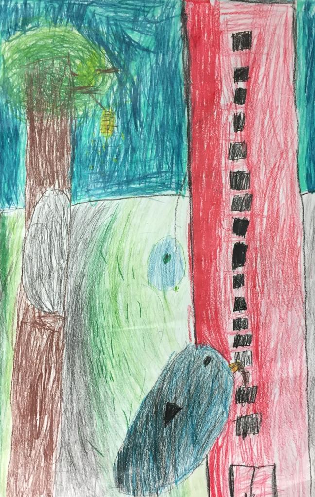 """""""Bird"""" Archer Griffiths Pencil 2nd Purdy NFS"""
