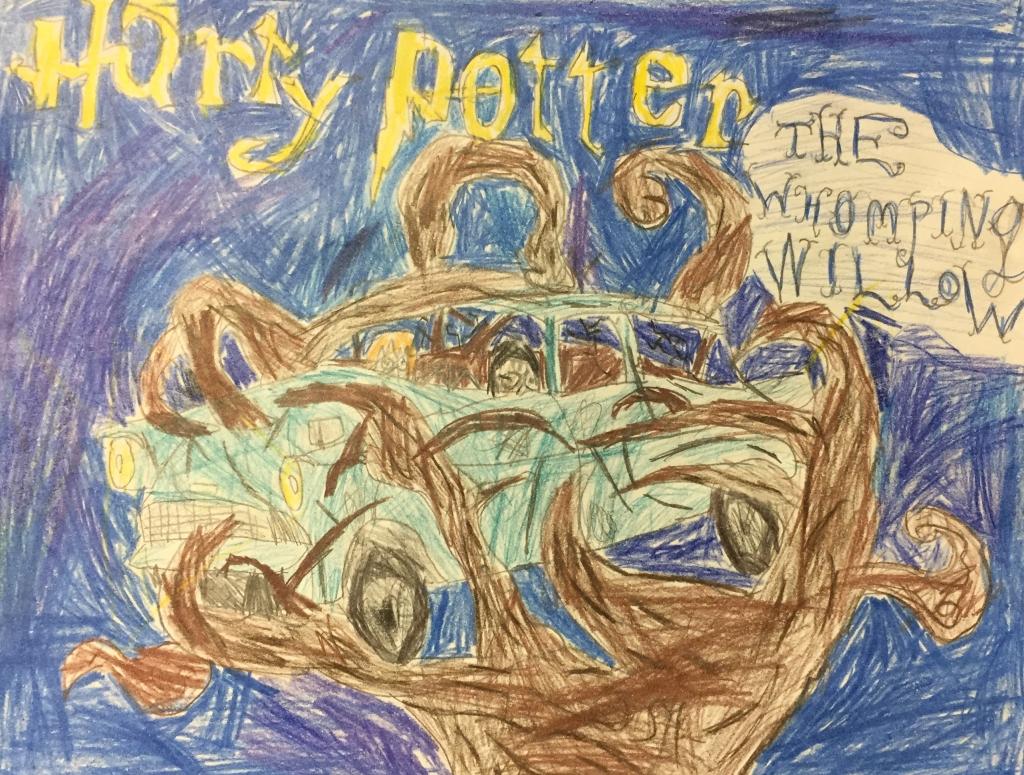 """Harry Potter"" Skyler Ottosen Pencil 5th Purdy NFS"