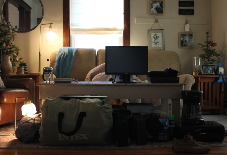 """Family Room,"" Cameron Bethrard, Digital Photograph, 9 FAHS, $50"