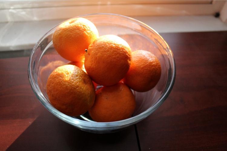 """""""Oranges,"""" Kiara Findlay, Digital Photograph, 9 FAHS, $50"""