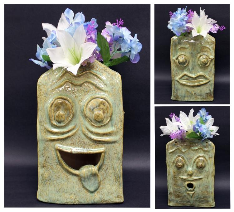 """Untitled,"" Sami Erstad, Ceramic, 12 FAHS, NFS"